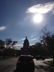 Capitol of Texas.